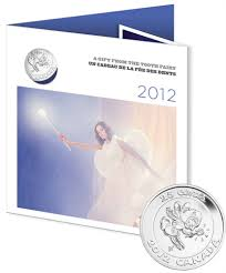 tooth fairy gift 2012 gift card 25c tooth fairy royal canadian mint coins