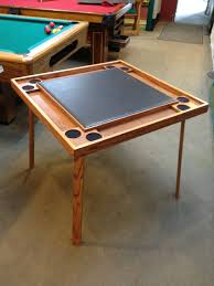 folding game table pgr home design