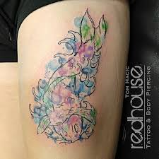 30 best watercolor tattoos images on pinterest toms best tattoo