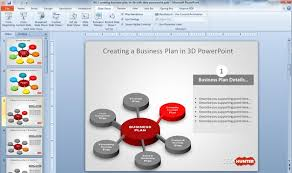 templates for powerpoint presentation on business free 3d powerpoint presentation templates free 3d business plan