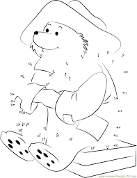 paddington bear coloring pages coloring pages kids