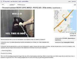 Seeking Ad Wacky Craigslist Ad Shows What S In Seeking Household Help