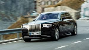 2018 rolls royce phantom first drive defining luxury