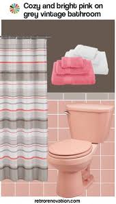 Pink And Brown Bathroom Ideas 99 Ideas To Decorate A Pink Bathroom Complete Slide Show