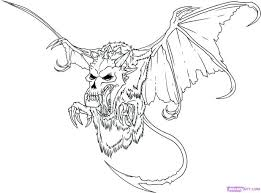 coloring pages cool dragon coloring pages realistic dragon