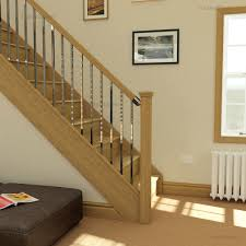 Banister Parts Axxys Squared Mk1 Stair Banister System