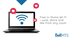 Home Internet by Get Free In Home Wi Fi And Unlimited Internet With The Bell Mts