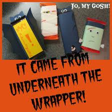 frankenstein candy bar wrapper free printable