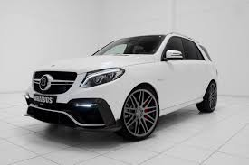 mercedes jeep 2016 white brabus presents 850 ps mercedes amg gle 63 with carbon fiber
