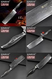 die besten 25 damascus steel chef knife ideen auf pinterest