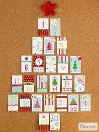 christmas advent calendar make your own advent calendar to countdown the days til christmas