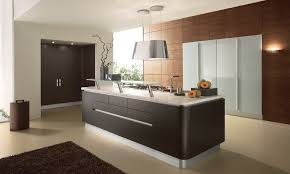 beautiful and comfortable modern kitchen design with stylish