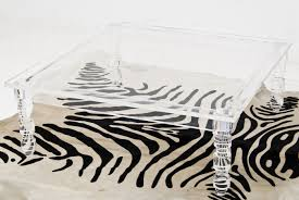 coffee table exciting lucite coffee table design ideas acrylic