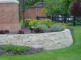 garden walls stone walls and landscape stone lang stone building and landscaping