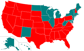 Usa Maps States by Capital Punishment In The United States Wikipedia