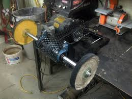 Bench Mounted Buffer Another Day Another Project Building A Benchtop Buffer Polisher