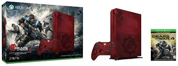 xbox one 500gb gears of war ultimate edition console bundle for xbox one s 2tb gears of war 4 limited edition console xbox one