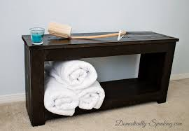 Bathroom Bench Seat Storage Storage Bench Bathroom Amazing Storage Bench Seat Living Room