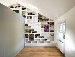 loft shelving interior design ideas