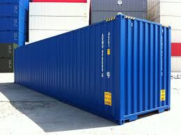 40ft storage high cube container intercube containers