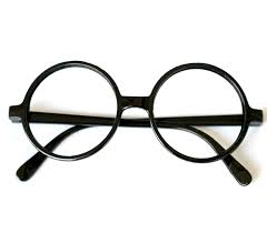cosplay harry potter glasses dress up spectacles halloween party