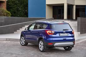 ford kuga facelift 2017 launch review