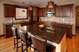 backsplash kitchens best images about kitchen tile oak cabinets inspirations and trends