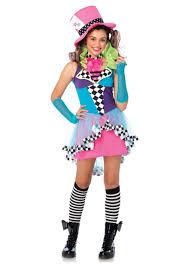 spirit halloween costumes for tweens mad hatter costumes alice in wonderland madhatter halloween costume