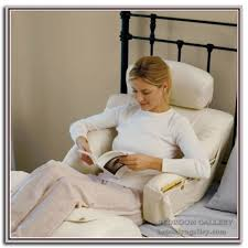 sit up in bed pillow massage pillow for bed bedroom galerry