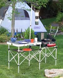 Coleman Kitchen Station With Sink Portable Cing Kitchen With Sink Cing Table Portable Outdoor