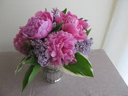 The Pink Peonies by Florist For Toronto By Grace Lewicki Pink Peonies