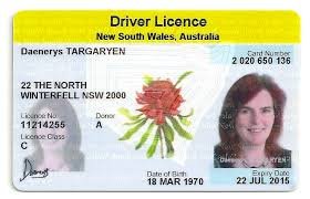 which country has the best looking drivers licence page 2