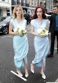 Vivienne Westwood Wedding Dress Jerry Hall Looks Stunning In Vivienne Westwood Wedding Dress As