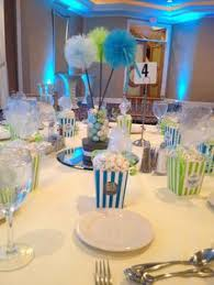 baby shower centerpieces ideas for boys about to pop baby shower theme things that pop table baby