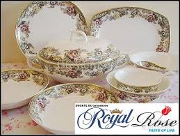 bone china dinnerware set orginal from tangshan