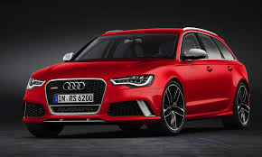 2013 audi rs6 avant 400kw wagon revealed photos 1 of 8