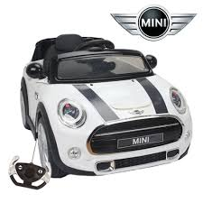 battery car 12v official mini convertible sit in battery car with remote