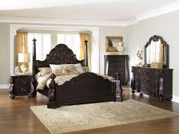 King Size Canopy Bed Frame Bedroom Value City Furniture Orland Park Il Value City Bedroom