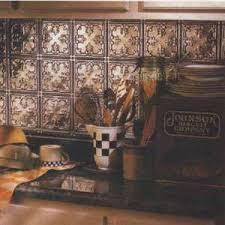 Tin Backsplash For Kitchen by 106 Best Tin Tile Ceiling Tile Images On Pinterest Tin