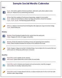 social media marketing business plan template 9 social media