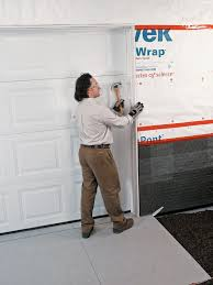 Installing An Overhead Garage Door Installing An Overhead Garage Door Black Decker