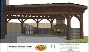add element of fire with outdoor fireplace u0026 diy pergola kit