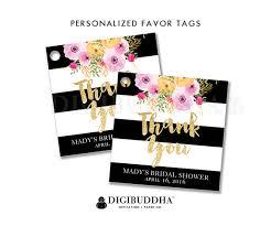 bridal shower favor tags favor tags bridal shower favor tags thank you tags baby shower