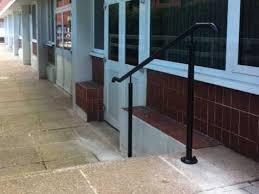 Outdoor Metal Handrails Metal Railings Northern Ireland Bam Fabrications
