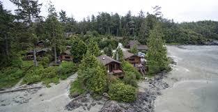 tofino cabins on the beach the best tofino getaway