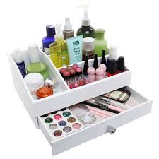 Cheap Desk Organizers by Bathroom Design Magnificent Vanity Makeup Box Large Makeup
