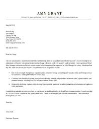 amazing cover letter examples for management positions 42 for