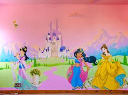 disney princess mural sacredart murals disney princesses mural feature wall