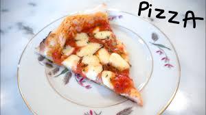 faire une fontaine cuisine une recette de pizza comme à naples