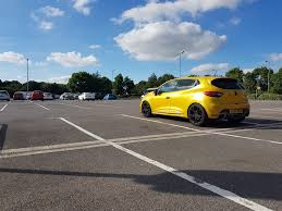 renault clio sport 2015 used 2015 renault renaultsport clio renaultsport lux for sale in